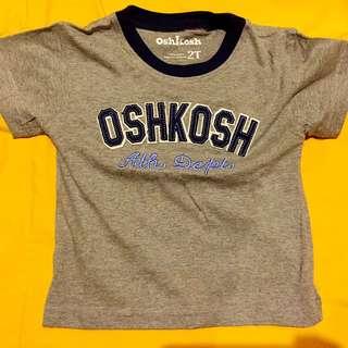 Oshkosh Tshirt - Free Delivery