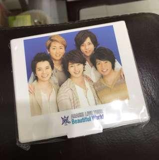 嵐 Arashi 演唱會週邊
