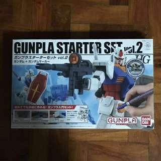 HG Gunpla Starter Set