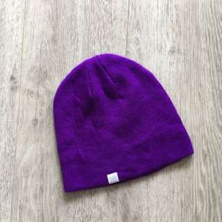 PURPLE ZUMIES TOQUE