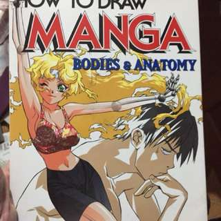 How to draw manga : Bodies and anatomy