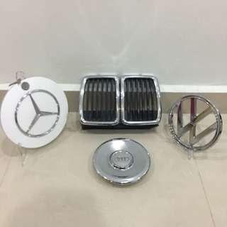 Mers/BMW/Volkswagen/Audi