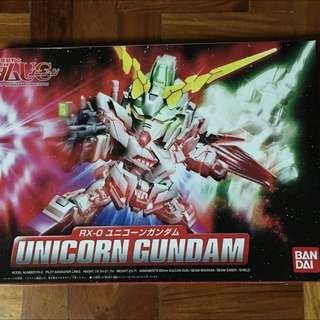 SD Unicorn Gundam