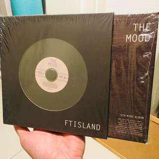 FT Island - The Mood 5th Mini album