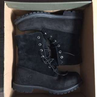 NEW Timberland (Women's Teddy Fleece Fold Down Boot)