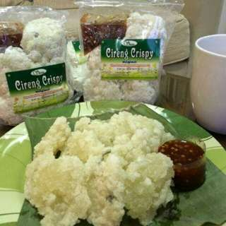 Cireng crispy original instant