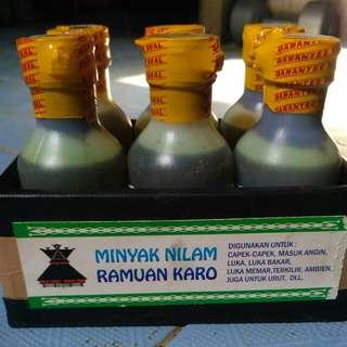 Minyak Nilam Karo Herbal