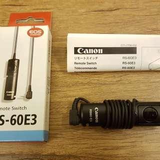 Canon Remote Switch