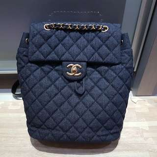 Sale chanel backpack mirror