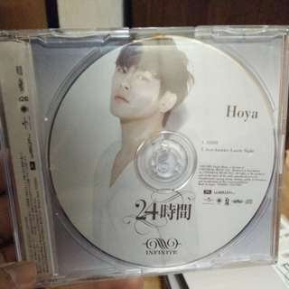 Infinite 24 Hours (Hoya Cover)