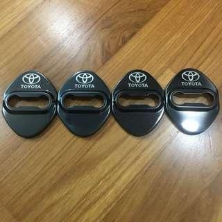 Toyota Harrier Door Lock Striker Cover / Door lock Cover