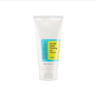 COSRX Low PH Good Morning Cleanser (150ml+20ml)