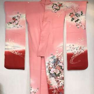 hurisode pink