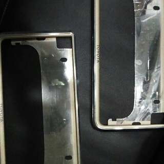 Cover plate number for alphard and vellfire