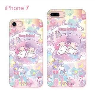 現貨 日本直送 Sanrio little twins star iphone case