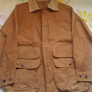 Redhead hunter jacket M 獵裝 多袋 usa worker red wing outdoor