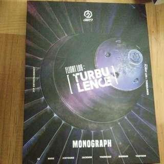 GOT7 Flight Log Turbulence Monograph