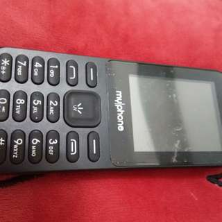 Keypad Phone with TV