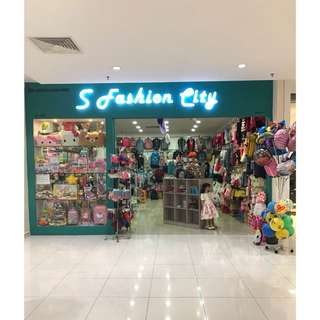S Fashion City