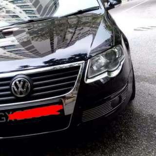 Volkswagon Passat SG