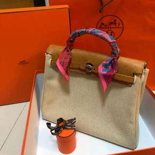 Hermes herbag 31手挽袋