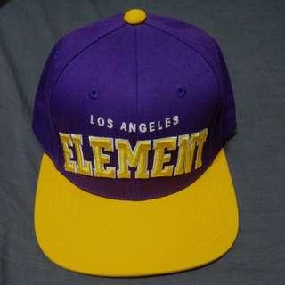 Element Starter city snapback Cap