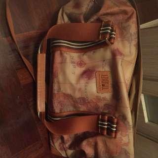 地圖袋 (旅行袋)