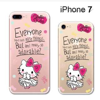現貨Hello kitty iPhone case 手機殻