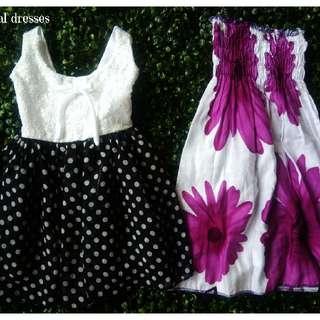 Locally Made Dresses