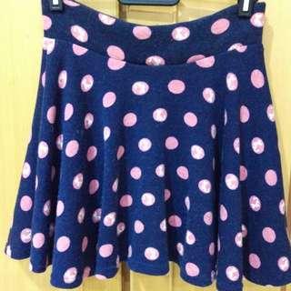 🚚 針織童趣短裙