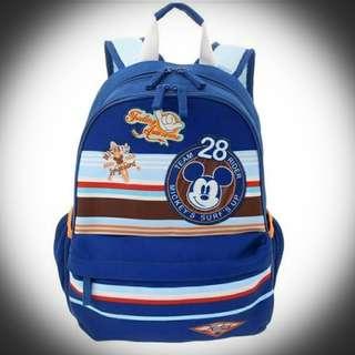 Open PO Japan backpack Disney