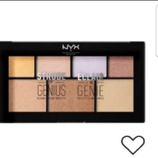 Valentine Gift- Sleek Highlighting Palette