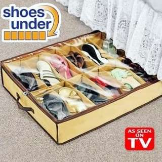 Shoes Under Shoe Storage Organizer