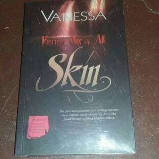 SKIN booksize- by Vanessa