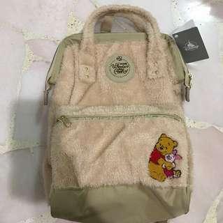 Brand New Japan Disney Pooh Bag