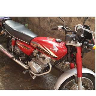 RUSH SALE!! Honda TMX 155