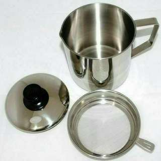 Oil Pot Stainless