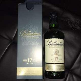 BALLANTINES 17
