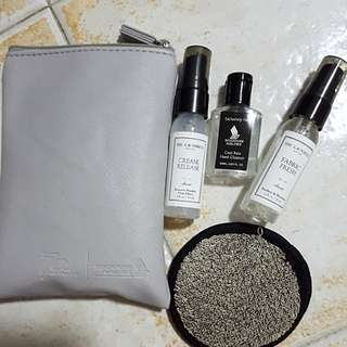 SIA The Laundress Travel Gift Pack