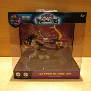 Skylanders Imaginators Sensei Master BuckShot