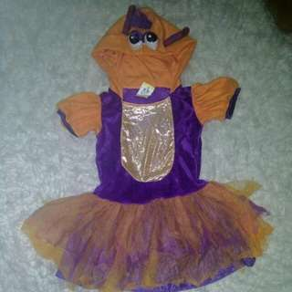 Monster costume 4-6 yrs old