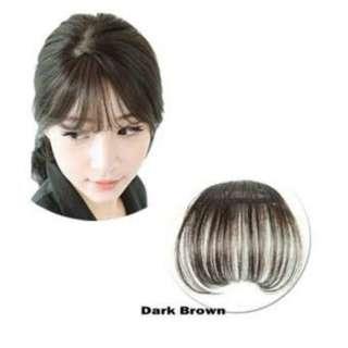 Hairclip poni korea hair clip poni