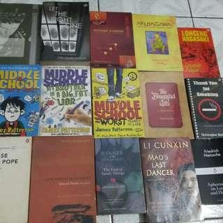 Beli 3 gratis 1, beli 6 gratis 2, beli 10 gratis 5 (daftar buku gratis di deskripsi)