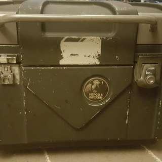 H&B Gobi box 42lit (Hepco Becker) WO Baseplate