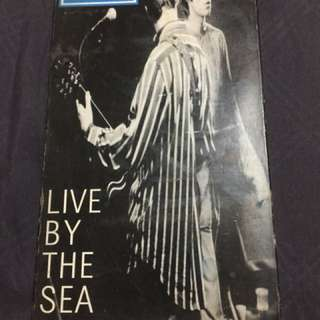 Oasis - Live by the Sea (Original VHS)
