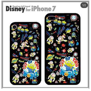Disney toy story iPhone case 反斗奇兵 三眼仔 手機殻