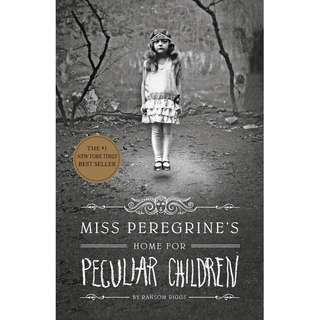 Miss Peregrine's Home for Peculiar Children (Ransom Riggs)
