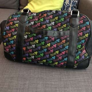 TNA Multicoloured duffle bag
