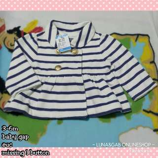 3-6m dress longsleeve