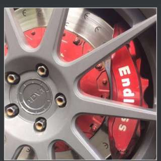 Nissan GTR R35 Endless Racing Mono 6 Big Brake Kit